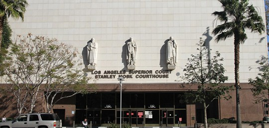 Los Angeles Superior Courthouse